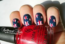 Nails - July 4th / by Erin DeCuir