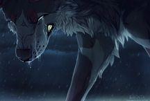 Ookami/Wolf