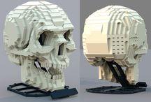LegoSkull