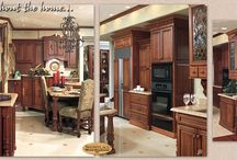 Dignified Elegance - Showplace Cabinets / Hamilton Door Style