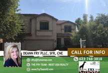 HOME FOR SALE! Beautiful Rancho Gabriella Home in Surprise / 11811 N 151st Drive, Surprise, AZ 85379 | 5 Bed | 3.5 Bath | 3,684 Square Feet