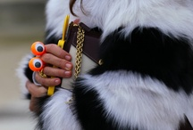 Scene @ Paris Fashion Week  / A few of our favorite street style shots, courtesy of Streetpeeper, Phil Oh (www.thestreetpeeper.com)  / by Shopbop