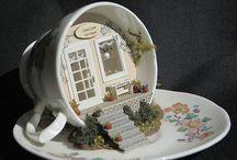 miniature artistiche