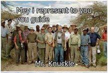 Uganda Knucles, DA WAE / ELLO MI BRUDDAHS