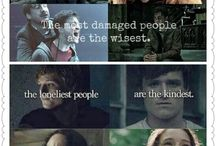 Hunger games emotions / Love this / by Tammy Gower