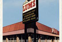 Favorite Childhood Restaurants