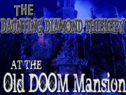 Daunting Diamond Thievery - Murder Mystery Party / An entertaining clue-based traditional non-murder mystery party game for 6-10 guests ages 12 & up in an old mansion setting.