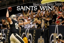 New Orleans Saints Football / by George Frew