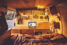 Van Life ideas