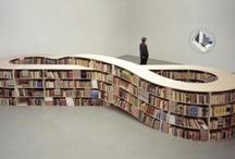 Interior Design: Libraries / by Bellissima Kids