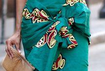 Sewing: Wax Print & Ankara
