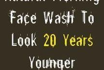 Anti aging Facial Scrub