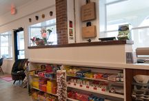 SHOP LIFE! / A look inside our shop.....but we'd much rather you come visit us in person!