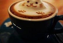 Kawa z kotem / Coffee cats