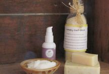 Natural products / by Jonna Dingus
