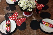 Inspirações Festa Minnie