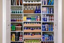 Home Organization / Great ideas to inspire!