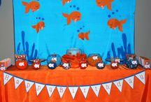 Goldfish party
