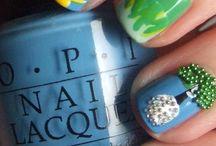 Sports nails / by Jennifer Keller