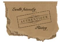 Earth Friendly Friday