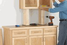 Make Cabinets the Easy Way