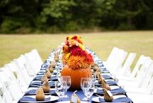 осень свадьба
