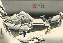 Hiroshige / Uno dei più grandi pittori giapponesi