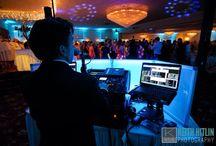 Michael's Banquet House - Music Man Entertainment Up Lighting / Music Man Entertainment @ Michael's Banquet House (Latham, NY) www.MusicManEntertainment.com / 518-842-4065