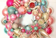 Christmas - Pink & Shabby Chic Decor