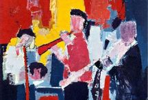 Nicolas de Stael / #Stael #art #painting