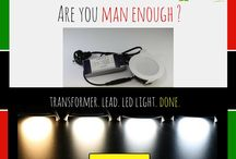 The LED Lighting Transformer Kit / Sparkies, Electricians, Tradies. Whatever you call yourself we'd love to talk to you! If you could imagine your ideal lighting kit, what would it include?