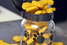 dog treats / by Margie Gooding-Nugent