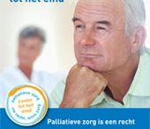 Paliatieve zorg / één geheel van verzorging en omgang