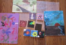 We Are Artists / Music, Paint, Sewing, Food, Books...