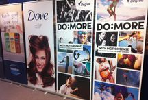Banner Stands, Trade Show Displays