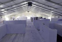 Work in progress - LECCEARREDO2015 / Proseguono i lavori per LecceArredo, il Salone Nazionale dell'Arredamento che quest'anno festeggia la sua XXV edizione!