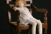 Laura Scattolini dolls.