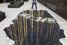 3D floors