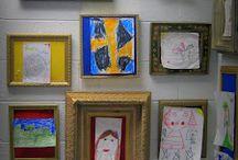 Atelier Studio / Atelier means art room or art studio in French...:)