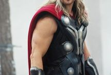 Chris Hesmworth(Thor)