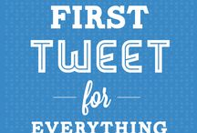 #FirstThings