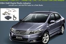 Digital Radio Upgrade / Convert your Old Car Radio to a Digital DAB Radio with AutoDAB OEM Dab Adaptors.