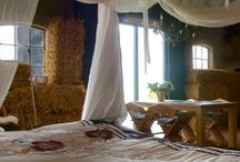Bed and breakfast / B en B adressen en kleine overnachtingsplekjes in Nederland.