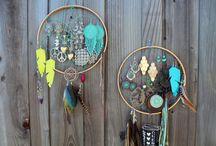 Chic Jewelry Organized