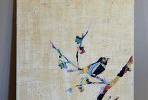 Art class ideas / by Kathy Klinge