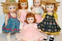 Madame Alexander Dolls / by Kathy Bernsen