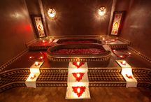 Spa-licious / Pamper yourself! Beautiful spas – near and far.