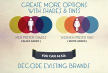 Social Media Infographics / Infographics kunnen helpen bij het begrijpen van complexe zaken. Ik verzamel de beste.