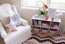Baby rooms / Baby rooms, nursery organization, ideas decoration.