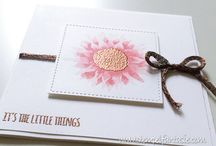 Stampin up Sonnenblume